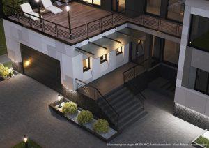 VOLMA HOUSE 2.0 [ Архитектурный проект загородного дома ]. 2018