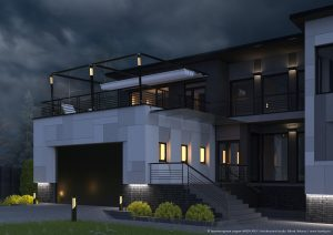 VOLMA HOUSE 2.0 [ Архитектурный проект загородного дома ]