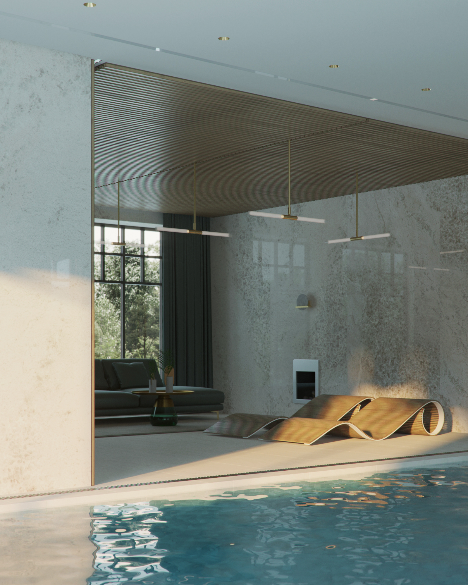 Fanipol guest house [дизайн интерьера гостевого дома] 2019